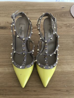 Valentino High Heels multicolored leather