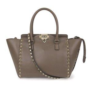 Valentino Satchel brown leather