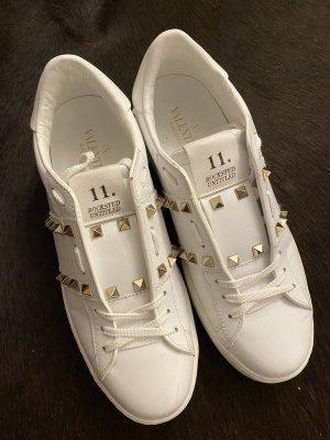 VALENTINO Rockstud Untitled Sneaker Bianco