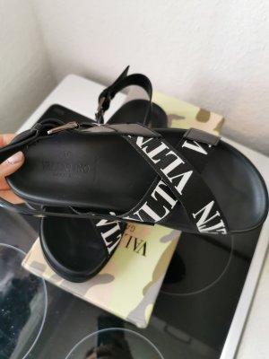 Valentino Sandalias cómodas negro