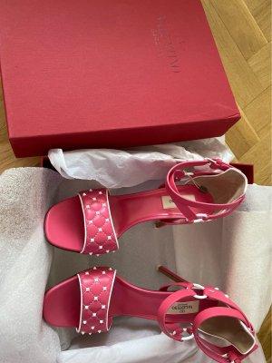 Valentino High Heel Sandal multicolored