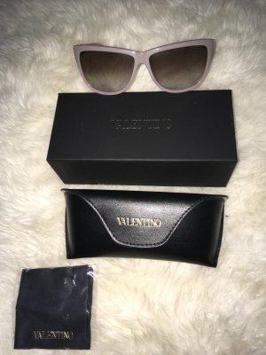 Valentino Gafas de sol color rosa dorado