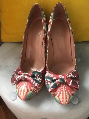 RED Valentino High Heels multicolored