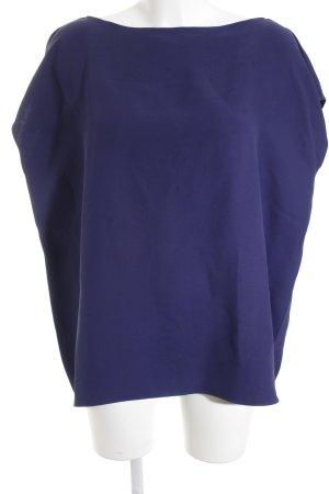 Valentino Seidenbluse blau Elegant