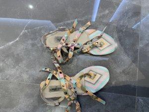 Valentino Sandalen met bandjes veelkleurig