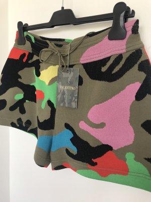 VALENTINO Shorts ( L ) Camouflage Neu !!