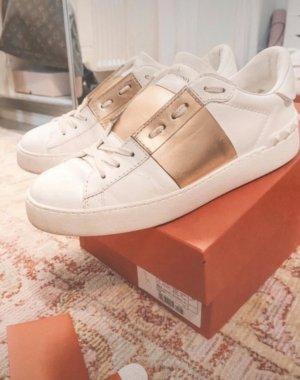 Valentino Garavani Zapatos sin cordones multicolor Cuero