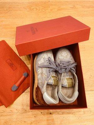 Valentino Sneakers met veters azuur