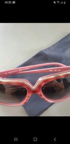 Valentino Gafas de sol cuadradas color rosa dorado-rosa empolvado