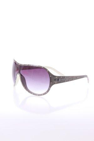 Valentino Sunglasses grey-white