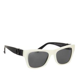 Valentino Gafas de sol blanco
