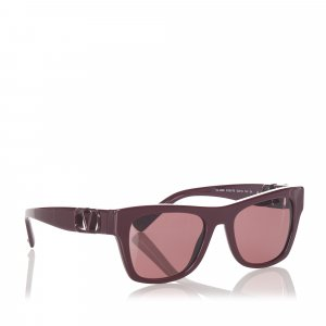 Valentino Gafas de sol púrpura