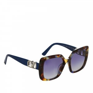 Valentino Square Tinted Sunglasses