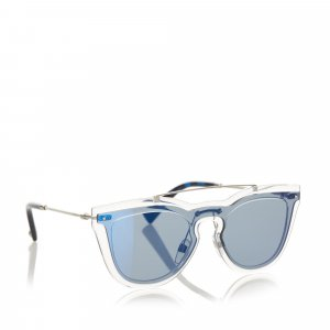 Valentino Gafas de sol azul oscuro