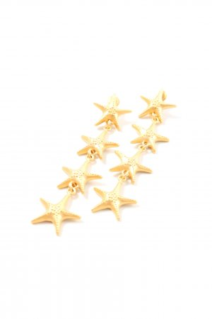 Valentino Statement Earrings gold-colored casual look