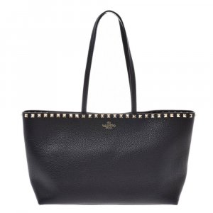 Valentino Tote black leather