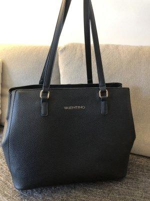 Valentino Shopper zwart-goud
