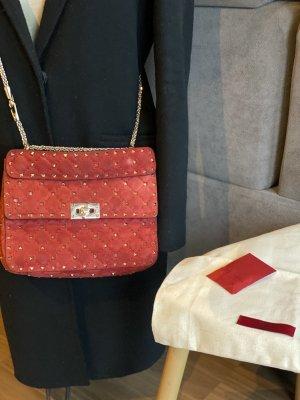 Valentino  Tasche in Rot