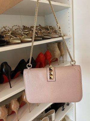 Valentino Tasche Spike, rosa, NP: 1690 €
