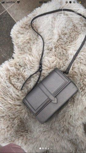 Valentino Borsa a spalla bronzo-grigio