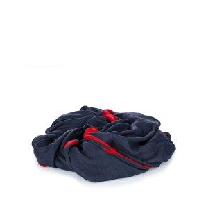 Valentino Scarf blue wool