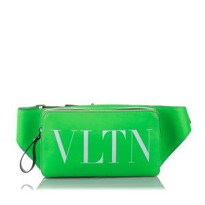 Valentino VLTN Leather Belt Bag