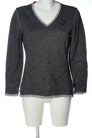 Valiente V-Ausschnitt-Pullover