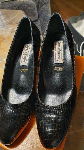 valleverde Zapatos Informales negro