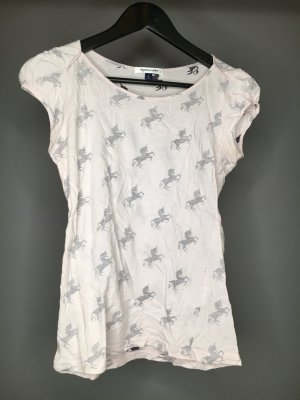 Valleygirl T-Shirt Einhorn links gedreht