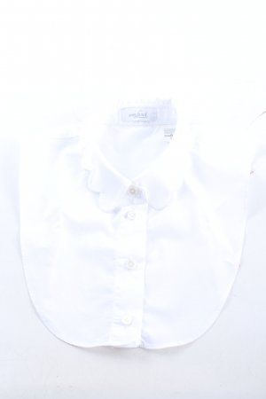 van Laack Colletto camicia bianco stile professionale