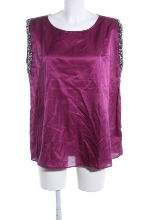 van Laack Blouse Top pink casual look