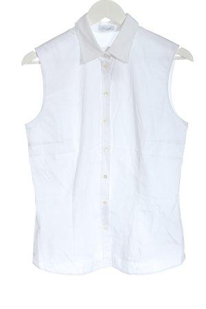 van Laack Blouse Top white casual look