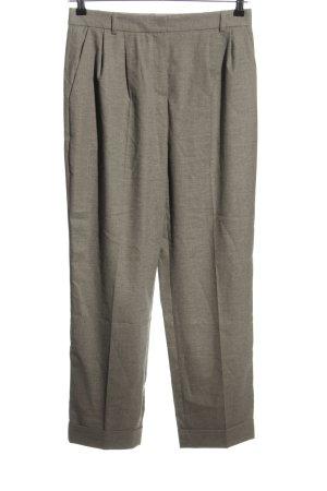 van Laack Spodnie z zakładkami jasnoszary W stylu biznesowym