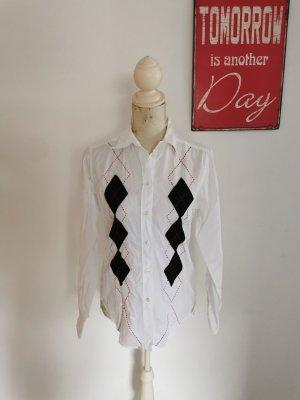 van Laack Shirt Blouse multicolored cotton