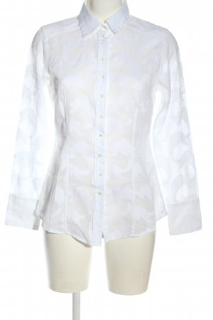 van Laack Shirt Blouse white casual look
