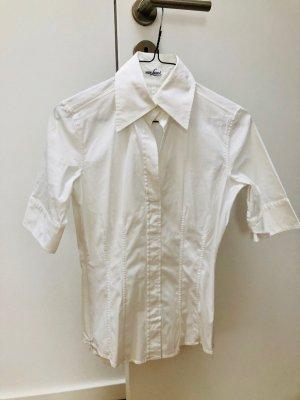 van Laack Short Sleeved Blouse white