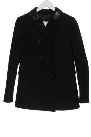 van Laack Short Coat black casual look
