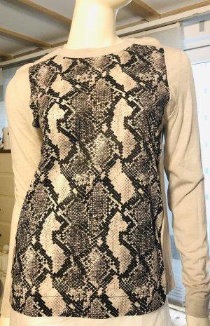 van Laack Crewneck Sweater multicolored