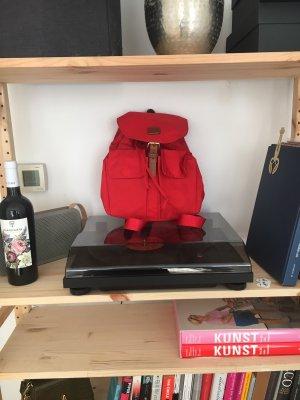 Brics School Backpack red