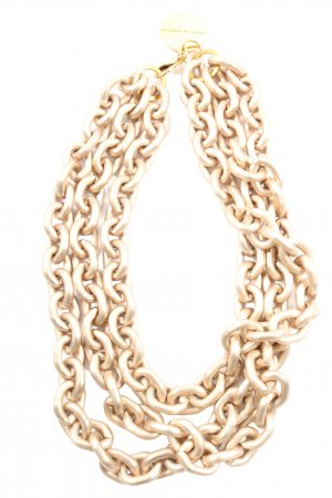 Vanessa Baroni Link Chain gold-colored casual look