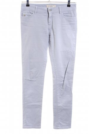 Vanessa Bruno athé Five-Pocket Trousers light grey casual look