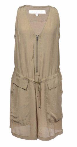 VANESSA BRUNO Kleid Military Look NP: 450€