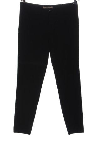 Vanessa Bruno Pantalone jersey nero stile professionale