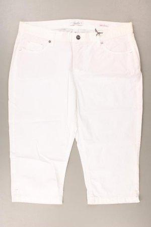 Vanilia Richelieus Shoes natural white cotton