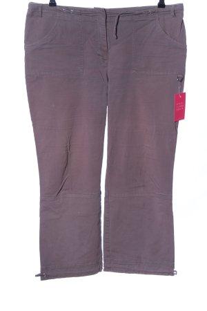 Vanilia Pantalone Capri lilla stile casual