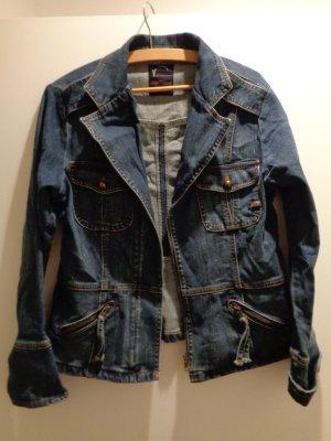 Vanilia Jeans Vintage Jeansjacke Gr.40 Super Schnitt