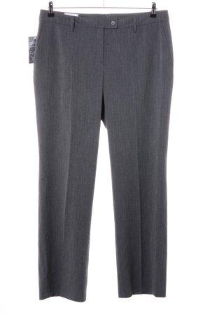 Vanilia Slim Jeans hellgrau meliert Business-Look