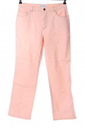 Vanilia Straight-Leg Jeans pink Casual-Look