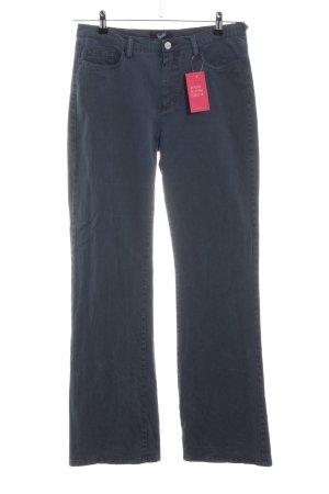 Vanilia Straight-Leg Jeans blau Casual-Look