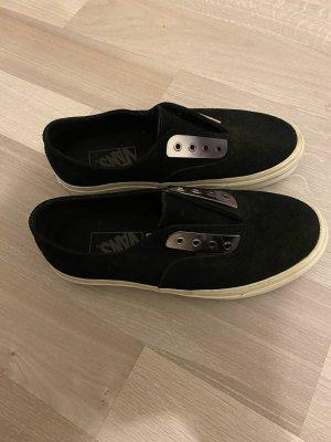 Vans Sneaker slip-on nero-bianco